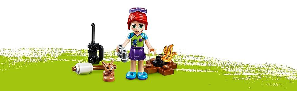 LEGO, Friends, box