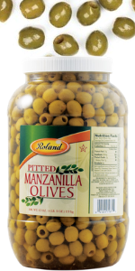 pitted olives;green manzanilla olives;manzanilla olives pitted;manzanilla olives;green olives