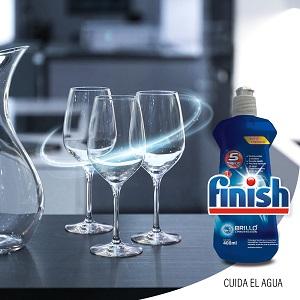Finish, finish abrillantador, lavavajillas, lava vajillas
