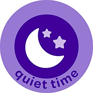 JOHNSON'S Bedtime 3-Step Routine - STEP 3: Quiet Time