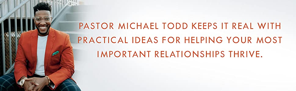 relationship goals by Michael Todd;self help;self help books for women;christian marriage books