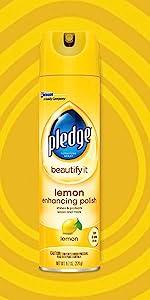 lemon spray