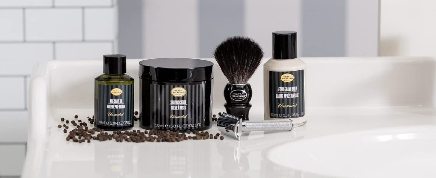 The Art of Shaving Unscented Line