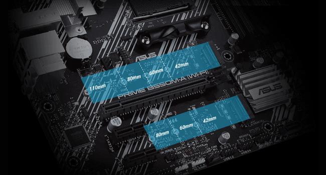 ASUS, B550, MOtherboard, AMD
