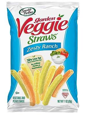 zesty;ranch