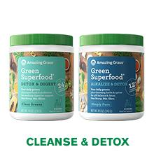 Amazing Grass Green Superfood Healthy Drink Alkalizing Greens Detox Antioxidants Fruits Veggies