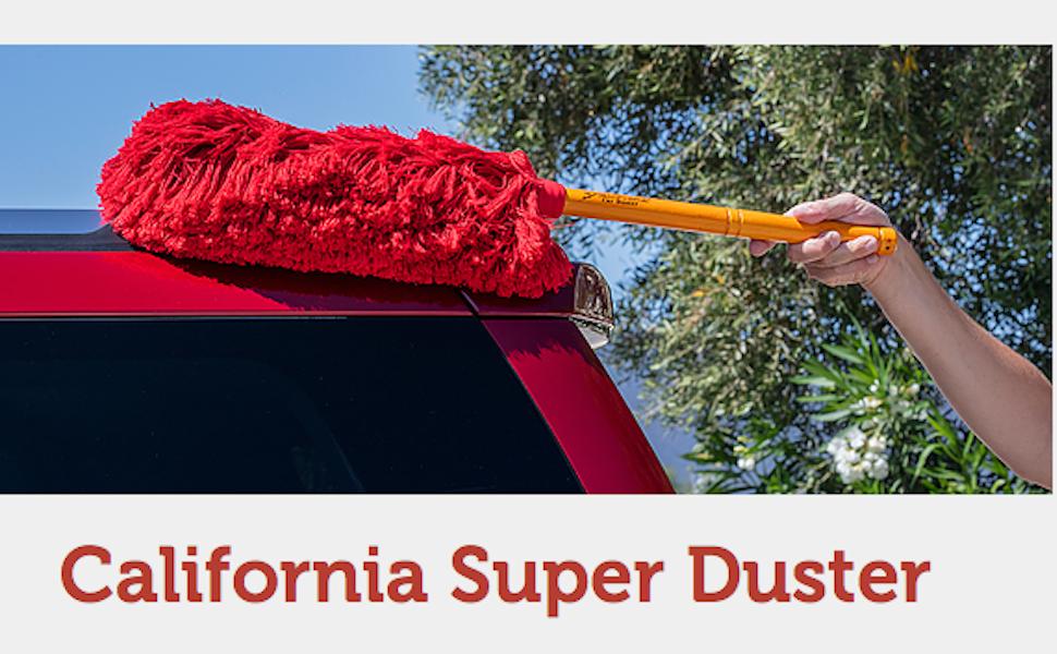 Car Duster 62557 Original California Super Car Duster Original Calif