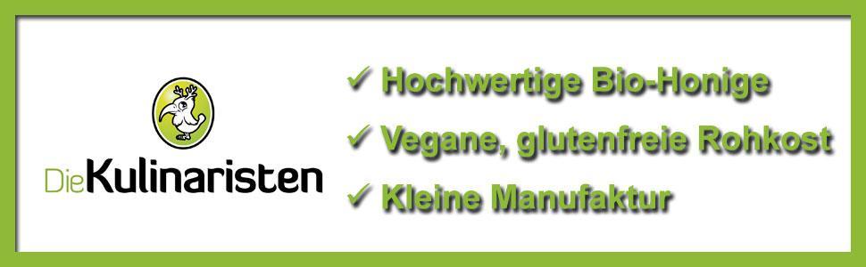 Die Kulinaristen - kleine Manufaktur mit hochwertigen Bio-Produkten in erstklassiger Qualität