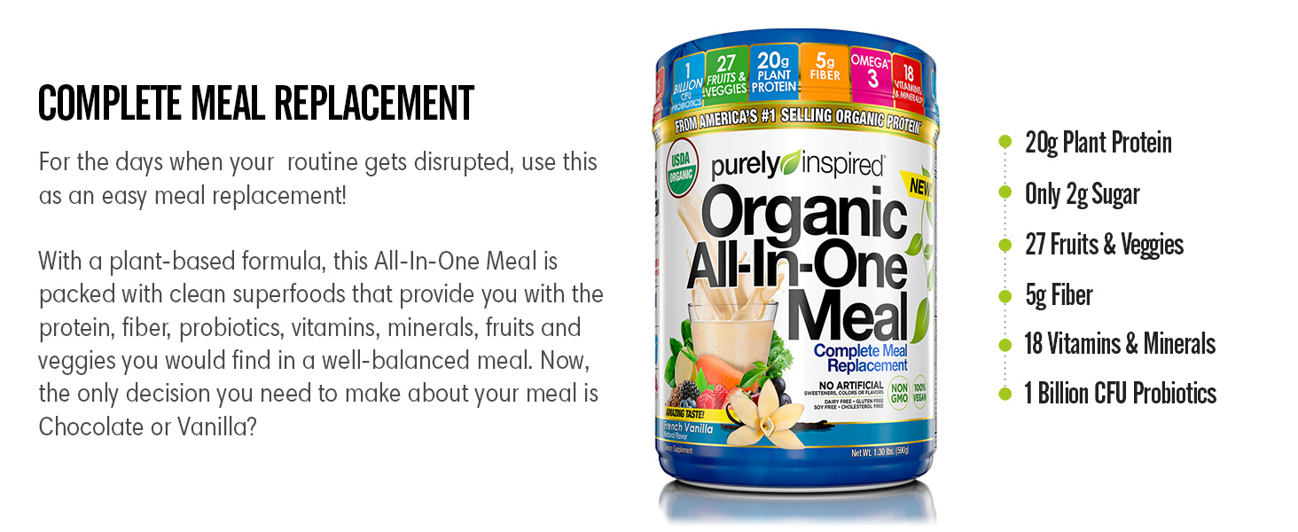 Complete Meal Replacement