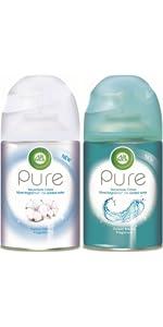 Amazon.com: Air Wick Pure Air Freshener Spray, Purple