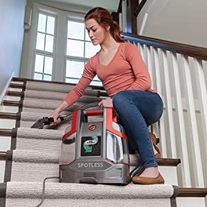 reach stairs rugs everything clean carpet cleaner