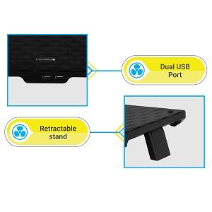 Dual USB Port