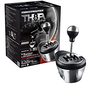 TH8A Shifter sequential gear racing simulator