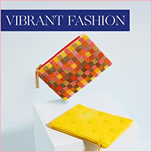 Durable International fashion in handbags, wallets and clutches from Accessorize London