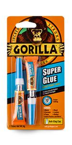 Gorilla Super Lijm 2x3g