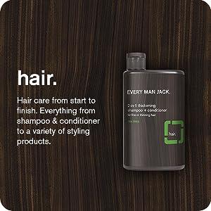 cross-sell, hair