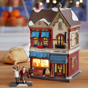 Department 56 Christmas in the City Village Holiday Decor
