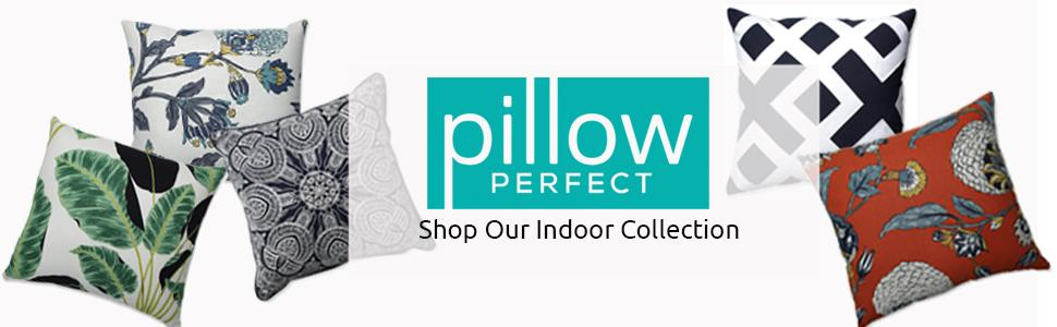 pillow perfect, indoor pillows, decorative pillows,