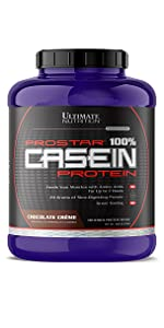 Casein protein powder creatine muscle strength workout pre post recovery bcaa amino acids mct oil on