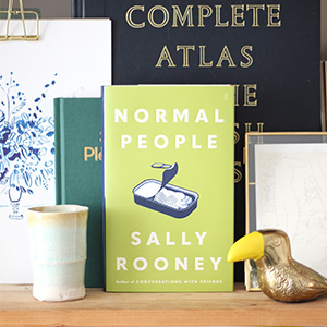 image of book normal people