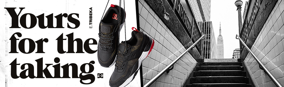 DC Shoes, Tribeka, lifestyle, Yours for the Taking, skateboarding