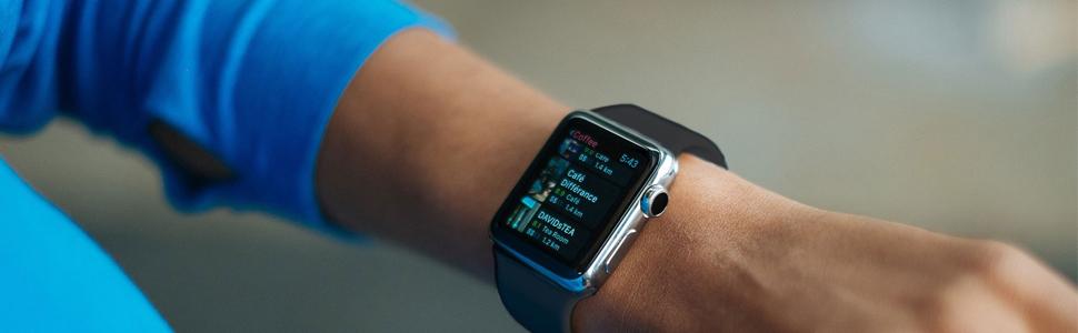 PRIXTON - Smartwatch mujer /hombre - Reloj inteligente hombre /mujer con LLamadas, SIM/MicroSD, Cámara | SW15