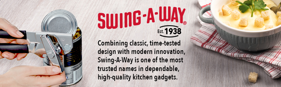 swing a way can opener
