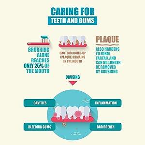 listerine, mouthwash, total care