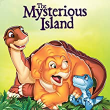 land before time, mysterious island, dinosaurs, dinos, kids, family, friends, dvd, collection, movie