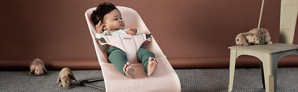 2b7515d49a0 Amazon.com   BABYBJORN Bouncer Bliss