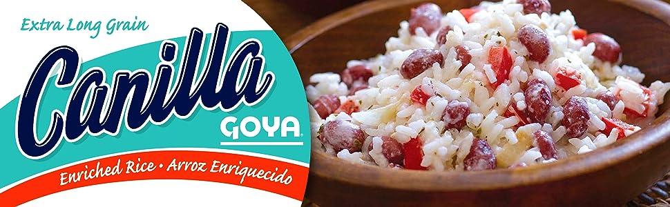 Goya Canilla Extra Long Grain Rice