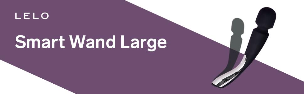 smart wand large massager lelo