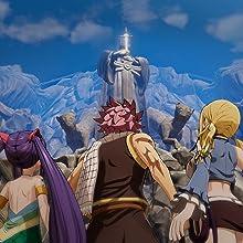 Fairy Tail, Anime, Manga, Koei Tecmo