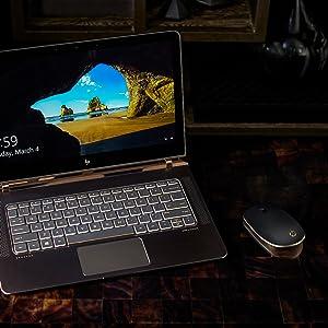 Tu ordenador portátil es fino y así deberían ser sus accesorios
