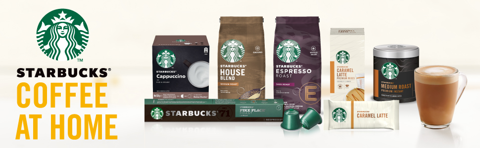 Starbucks Coffee at Home