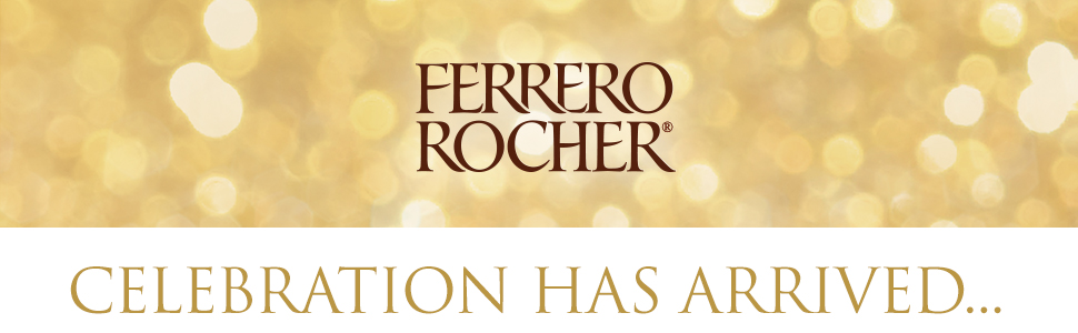 Ferrero Rocher Praline Chocolate Box Gift Share Best Gold Perfect Celebration