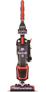 razor pet ud70355b swivel steerable upright vacuum