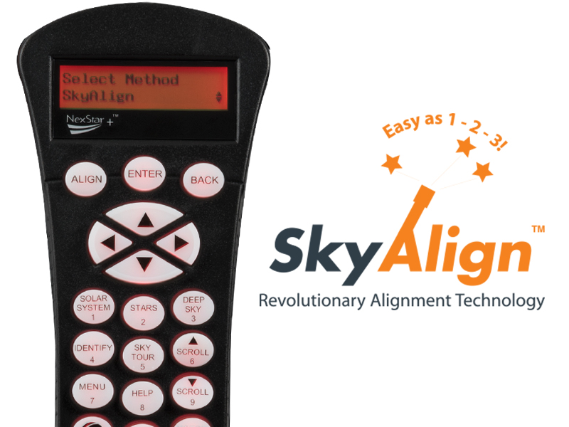 NexStar 4SE Fast Setup with SkyAlign