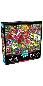 Vivid Collection - Stained Glass Bouquet