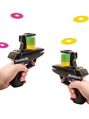 Zoomer Shooter Guaranteed delivery with 3 soft foam darts .Indoor//Outdoor fun
