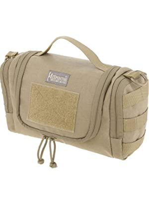 AFTERMATH COMPACT TOILETRIES BAG