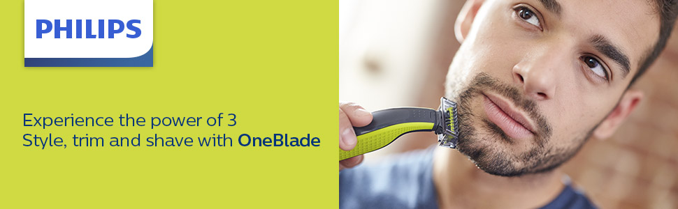 ONEBLADE - Style Trim Shave