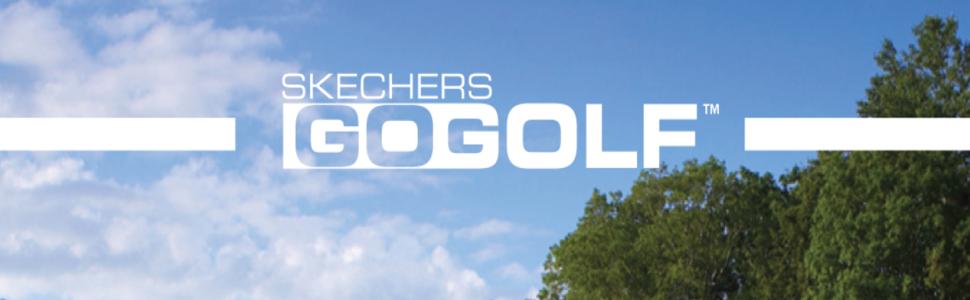 Skechers Go Golf Apparel Logo
