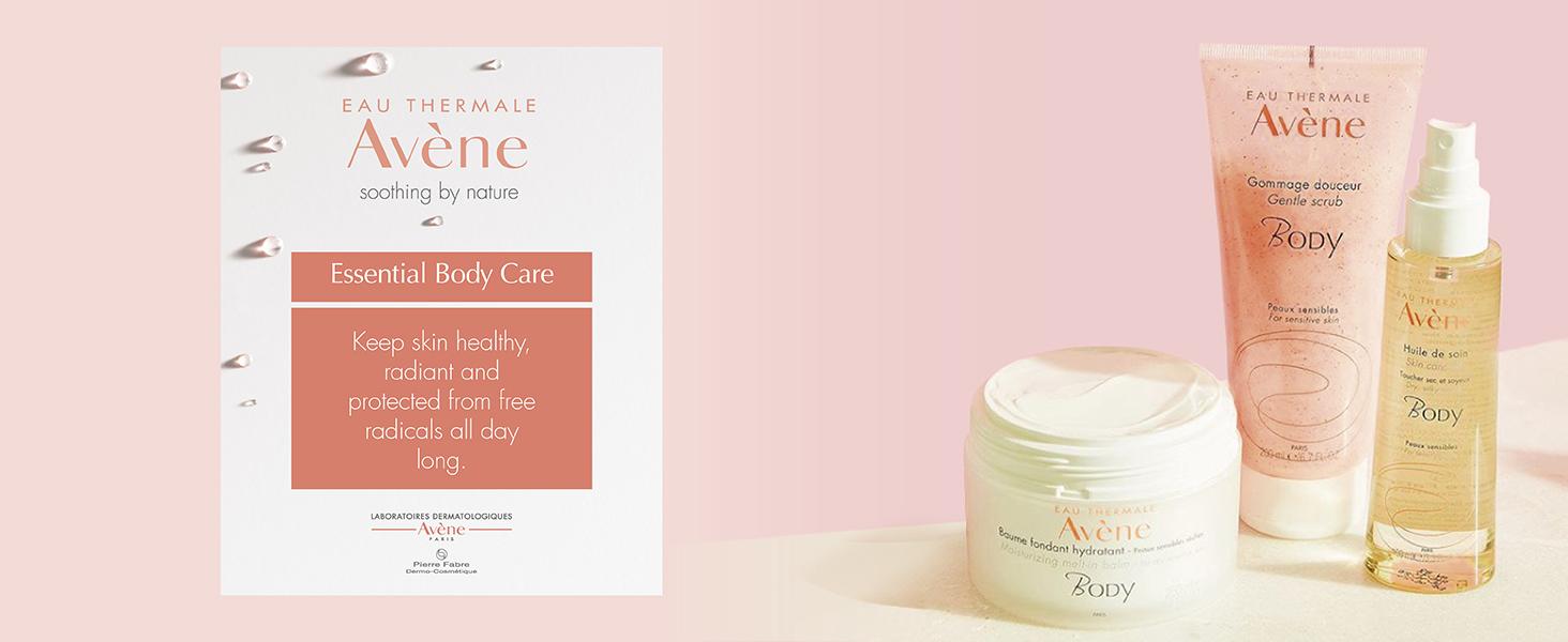 Avene Essentials Body Care