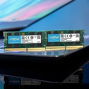 Crucial DDR4 Laptop SODIMM Memory