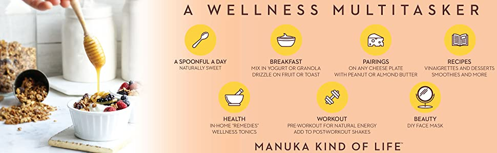 manuka honey, manuka honey skincare, raw honey, organic honey, manuka, honey, new zealand, superfood