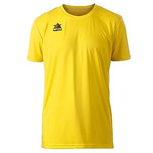 Luanvi, Pol camiseta, Camiseta de deportes, Camiseta deportiva de ocio y tiempo libre