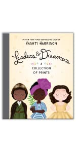 Leaders & Dreamers from Vashti Harrison