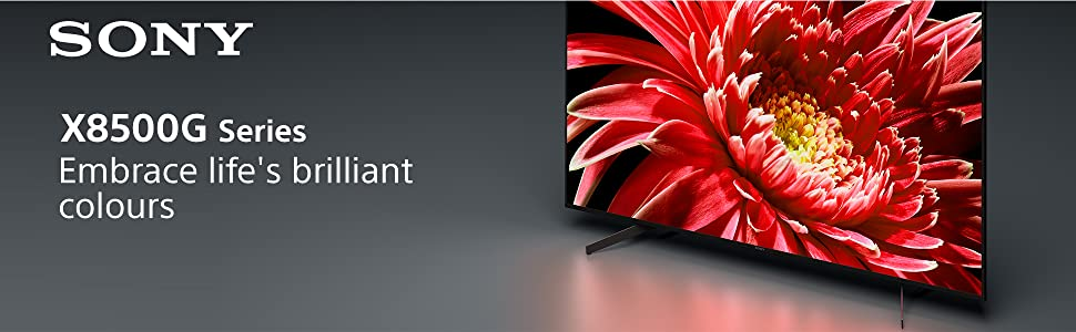 Sony X8500G Series