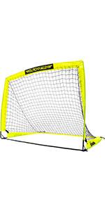 franklin soccer goal, home soccer goalie, backyard soccer net, kids portable soccer net, indoor net